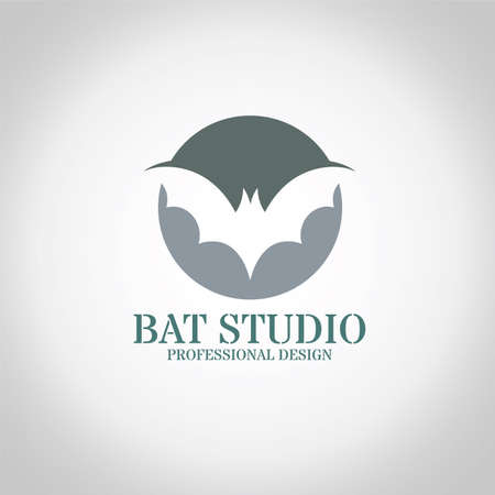 aplication: bat icon Illustration