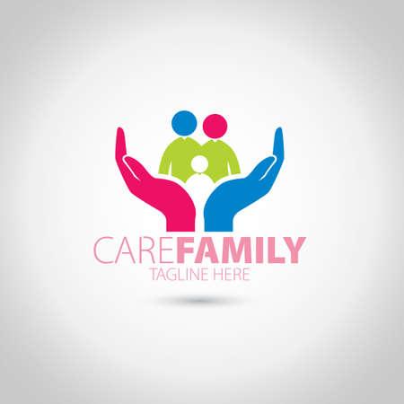 Care Family Logo