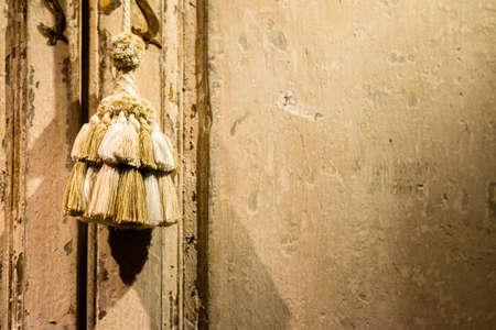 Traditional Vintage Worn Cupboard Door photo