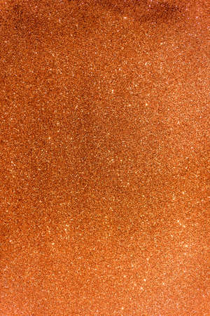 Glittery and Textured Orange Paper Stock Photo