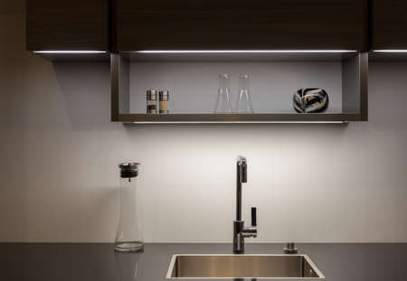 Sylish and Elegant Kitchen Counter