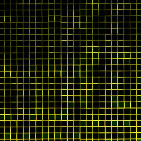 Geometric Modern Mosaic Grid Tiles