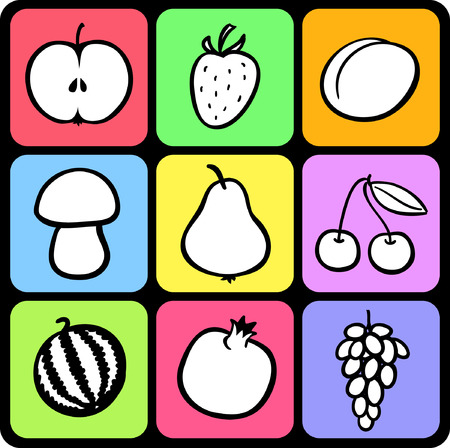 Fruit Stock Vector - 5562343