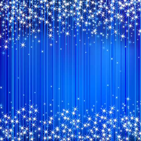 brillant: Blue Abstract Vector background