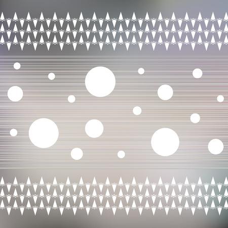 dekor: Abstract light gray vector background Illustration