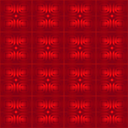 cowberry: red abstract seamless background Illustration