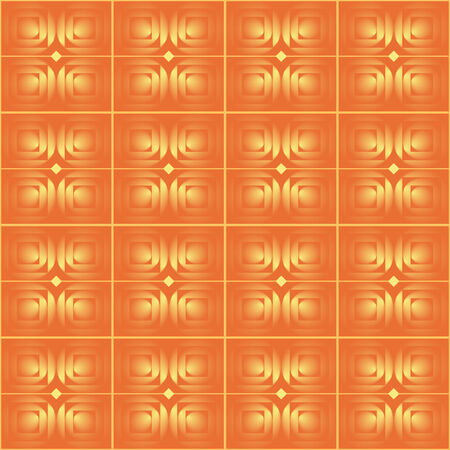 Orange seamless  background Stock Vector - 6452822