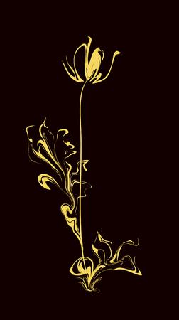 flower Stock Vector - 7350721