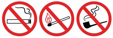 salud publica: ning�n signo de fumar, sin fuego, ning�n partido, s�mbolo