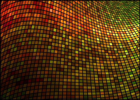 mosaic tiles: Multicolor abstract background