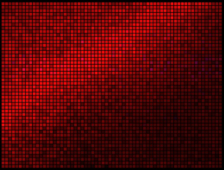 Multicolor Abstract Lights Red Disco Background