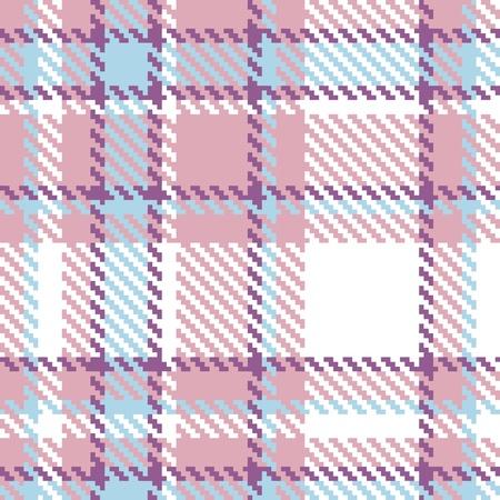 checkered pattern: Seamless Plaid Fabric Pattern Background.