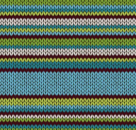 textura lana: Color de Seamless Pattern Estilo de punto