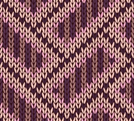 woolen fabric: Tejido de lana jacquard perfecta textura de ornamento. Color de la tela de fondo de tracer�a