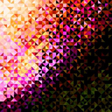 Abstract Light Brilliant Fun Holiday Pattern. Bright Sparkle Fashion Vector Background Vector