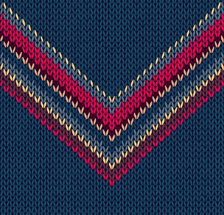 knitwear: Original Fashion Abstract Background