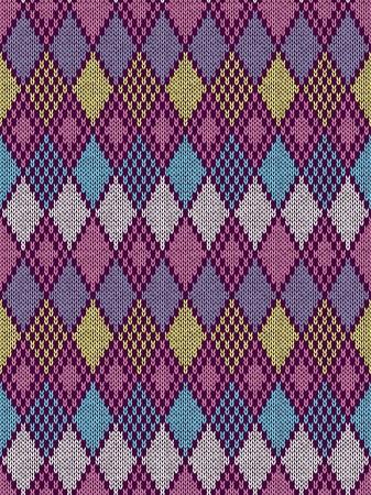 linen texture: Estilo sin costuras Pattern.Blue Ilustraci�n de color rosa amarilla de mi gran colecci�n de muestras de tejido de punto