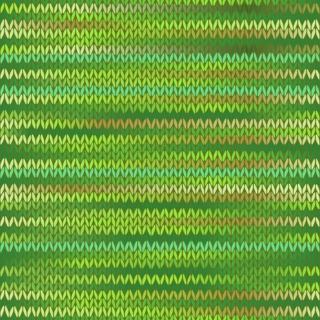 stockinet: Style Seamless Knitted Melange Pattern