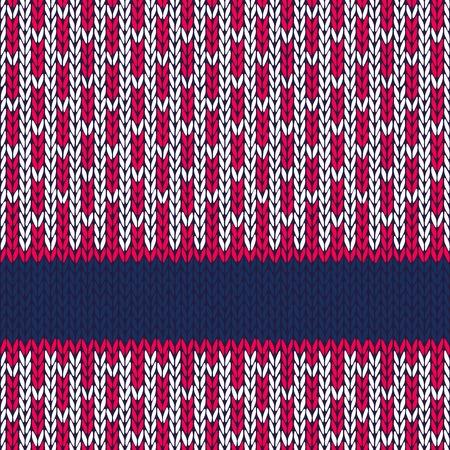 hilo rojo: Patrón Transparente Rojo Blanco Azul Ormamental rayas de punto