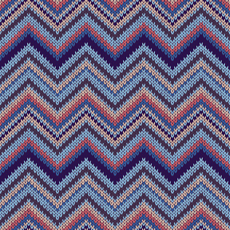 continuity: Fashion Fabric Color Swatch. Style Seamless Textile Knitted Pattern