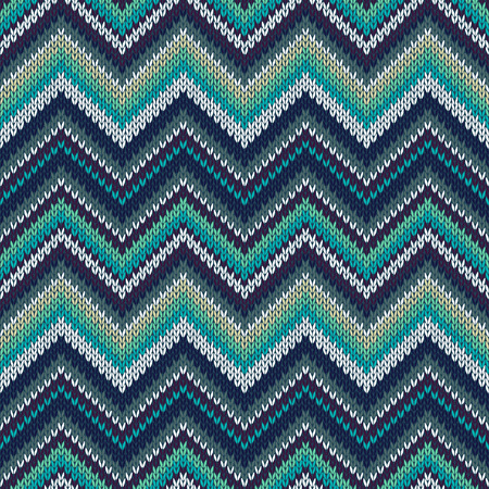 color swatch: Style Seamless Knitted Pattern. Fashion Color Swatch