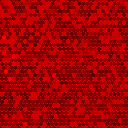 Abstract Seamless Vector Cell Pattern Vector
