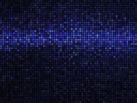 Abstract lights blu discoteca texture priorità bassa del mosaico