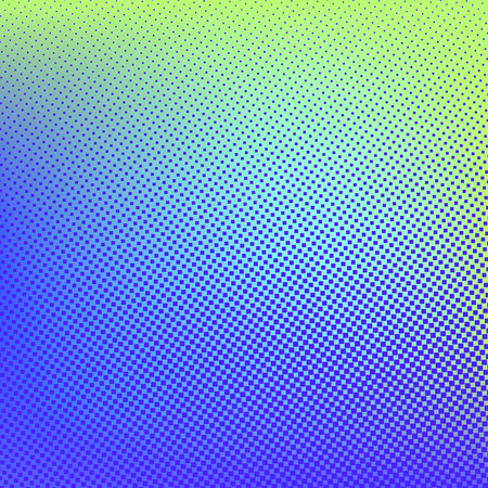 halftone dots: Green blue vector halftone background. Creative  illustration