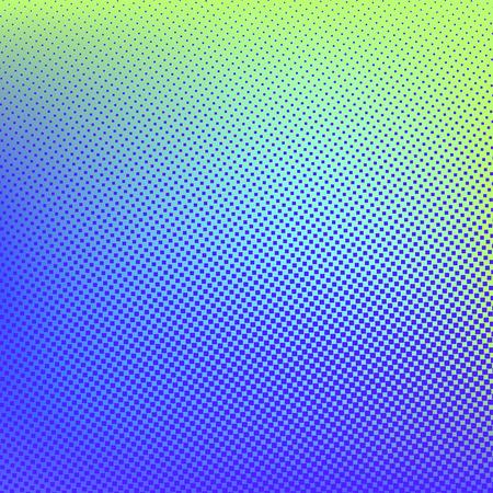 blue green background: Green blue vector halftone background. Creative  illustration
