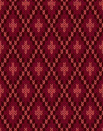 knitwear: Seamless Knitwear Textile Pattern