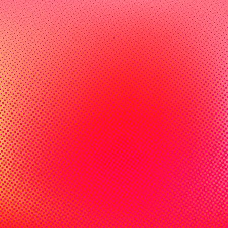 transcendental: Halftone background. Red creative vector illustration Illustration