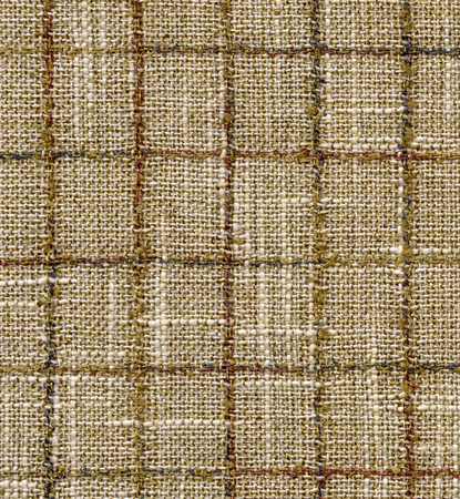 woven: Close-up fabric textile texture to background Stock Photo