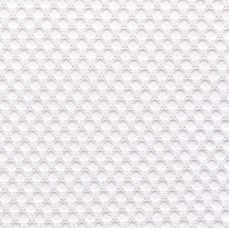 reticle: White knit openwork pattern Stock Photo