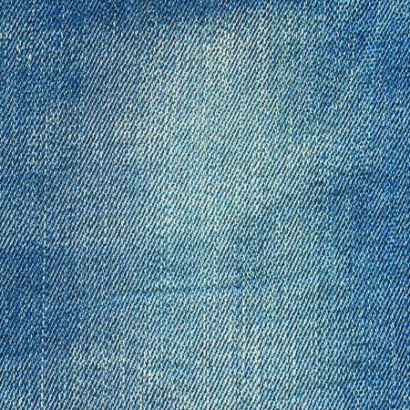 Denim texture. Light blue jeans vintage background