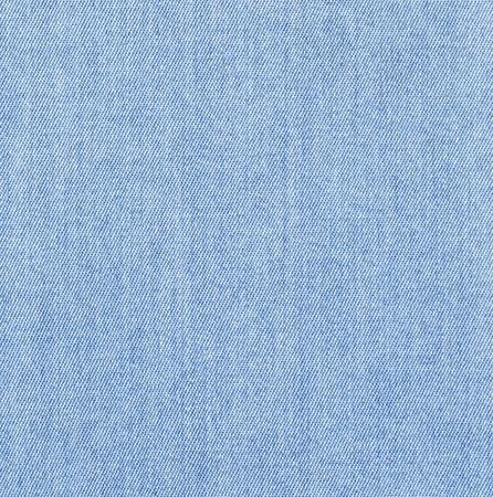 デニムのテクスチャ、背景光のブルー ジーンズ