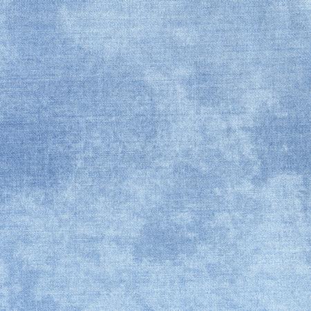 mezclilla: Textura textil. Azul claro creativo Primer plano de la superficie del dril de algodón