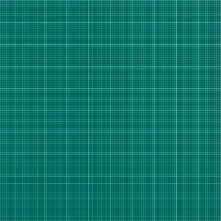 grid paper: Seamless millimeter grid. Graph paper. engineering paper dark green and white color