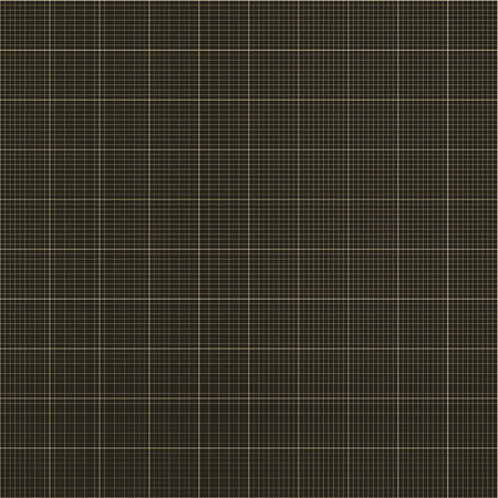 grid paper: Seamless millimeter grid. Graph paper. engineering paper dark black and yellow color