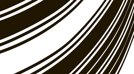 Abstract background. Black and white curve lines. 版權商用圖片 - 77093783