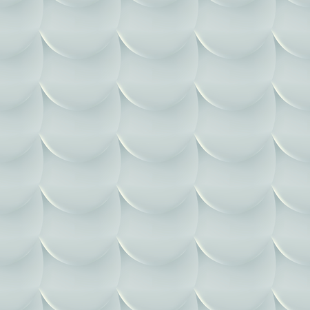 Textura ondulada blanca. Fondo claro transparente.