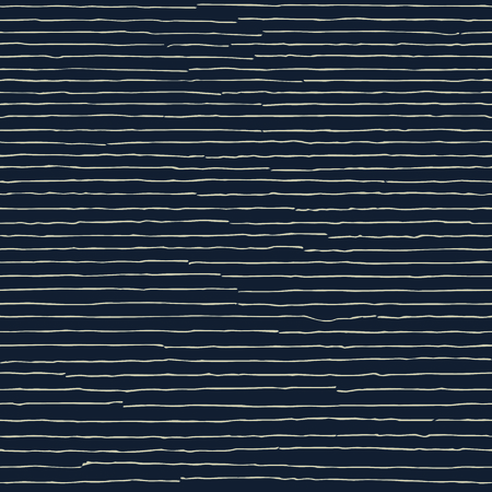 Dark seamless pattern. Hand drawn light grey lines. Abstract striped background.