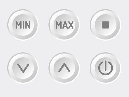 Control Panel. Brightness stepless adjustment. Variable Lighting Lamp