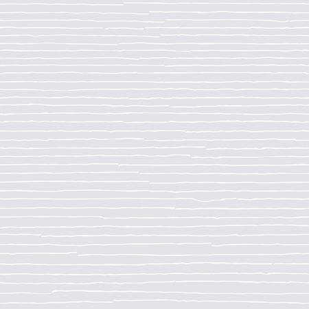 Weißes nahtloses Muster. Handgezeichneter hellbeiger abstrakter gestreifter Hintergrund mit weißen Grunge-Linien