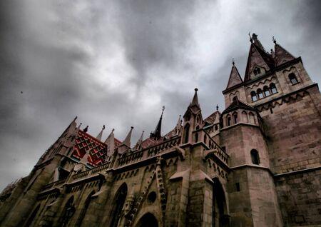 Castle terrifying
