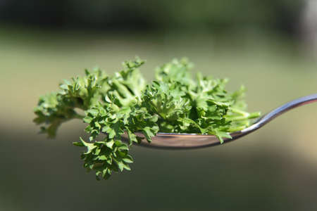 Natural vitamins in a spoon