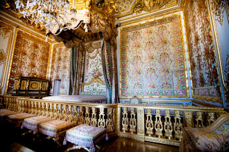 Room in the Palace of Versailles Editorial