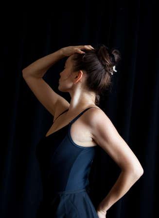 movement girls dancing ballet