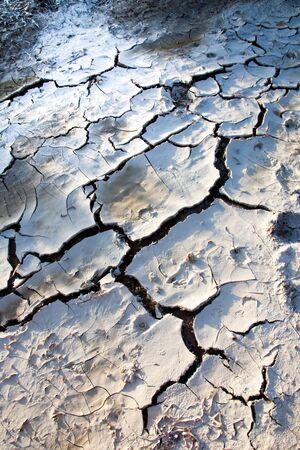 sequias: la sequ�a del desierto del suelo
