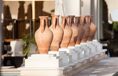 type of ceramic pitchers in the history of the long term
