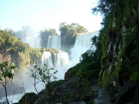 Iguazu Falls Stock Photo - 8318145